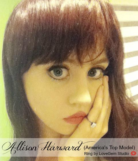 Allison Harvard ANTM