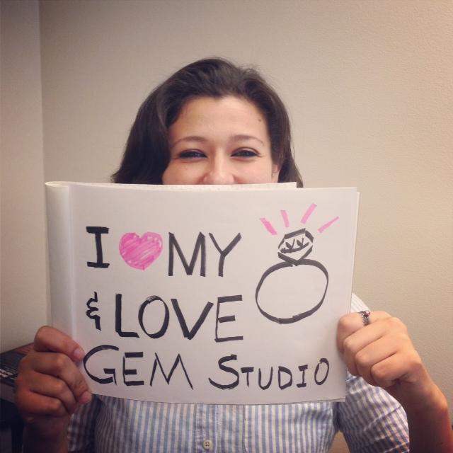 Support Lovegem Studio - giveaway winners