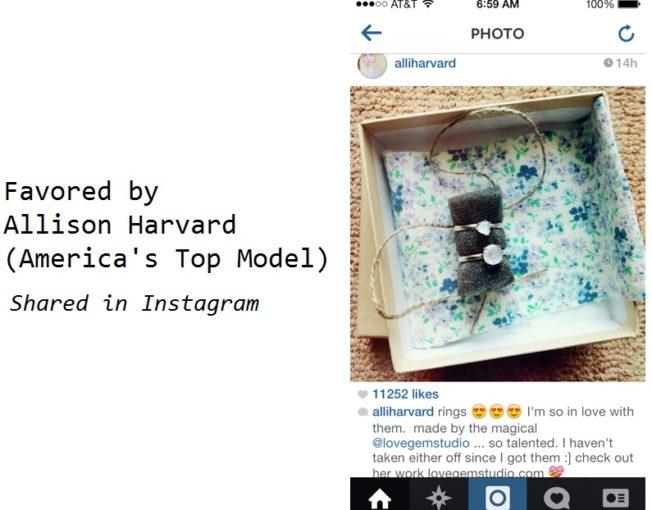 Instagram_Allison Harvard_LoveGem Studio 01