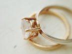 Moonstone Engagement Ring_Handmade Jewelry_LoveGem Studio 226