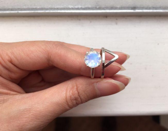 Moonstone Ring 02